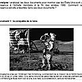 Bac 2015 : apollo 11 ou apollo 17 ?