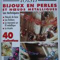 Magic loisir - Bijoux en perles et noeuds métalliques