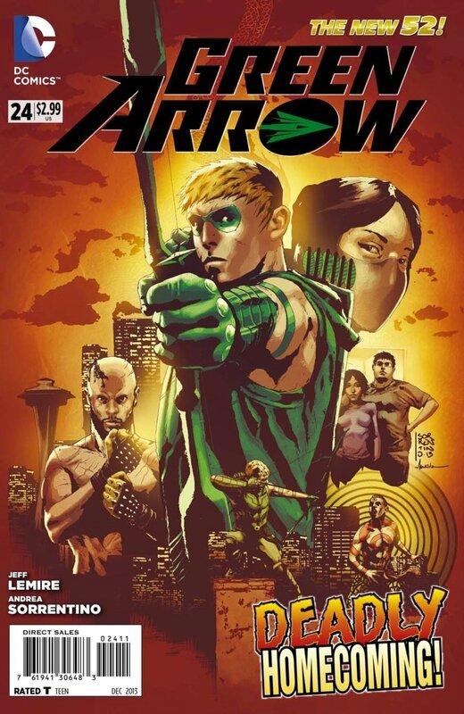 new 52 green arrow 24