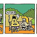 Strip 35 / bill et bobby / téléphones