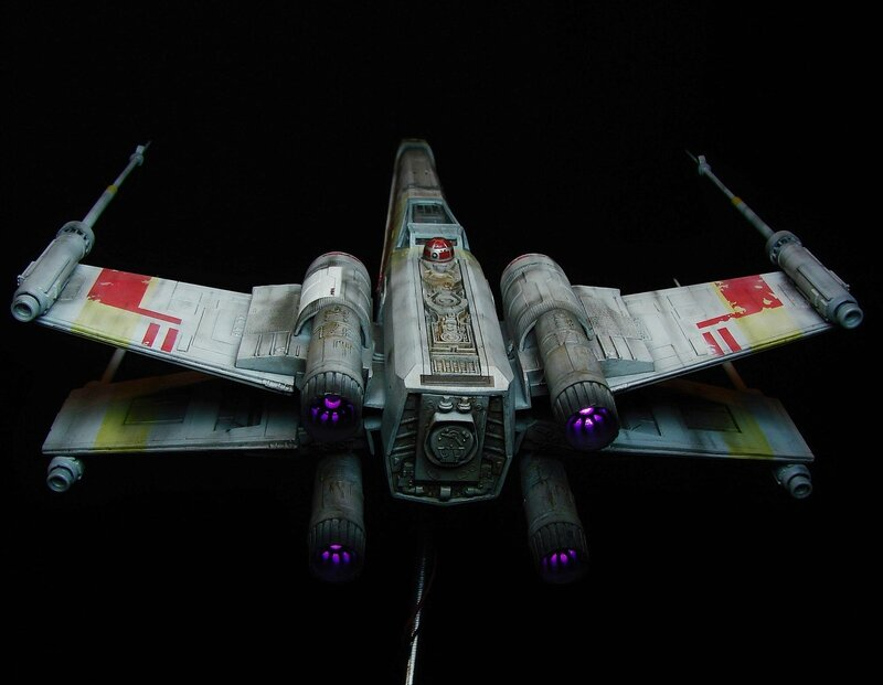 X-Wing RED2