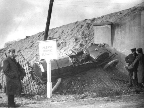 1900s brooklands accident