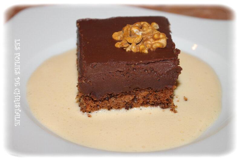 Gâteau choco-noix 22