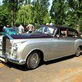 Rolls Royce silver cloud II de 1960 (Retrorencard juin 2010) 01