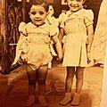 Dernière petite robe d'été....ou nostalgie du passé...