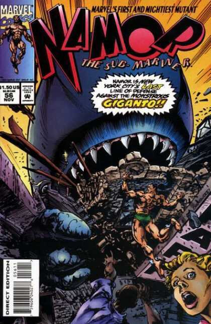 namor the sub-marine 1990 56