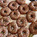 Les donuts,c'est très bon
