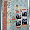 Scrapbooking : page this & that