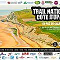 11/09/2106 : trail côte d'opale (21km) ... une course avec et pour un ami d'enfance... c'est bon çaaaaa