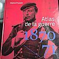 Atlas de la guerre de 1870 (przybylski)