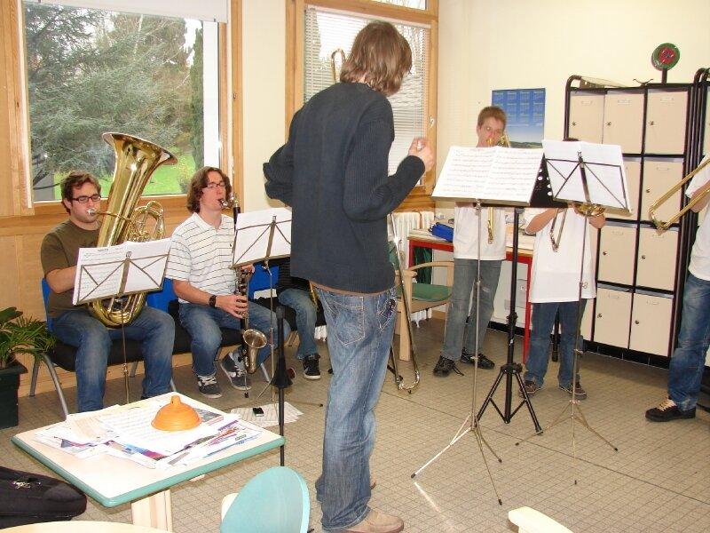 Stage Orchestre des Jeunes 2008 (7)