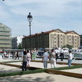 2009 - Paris-plage au Bassin de la Villette
