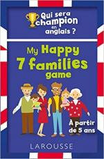 My happy 7 families game