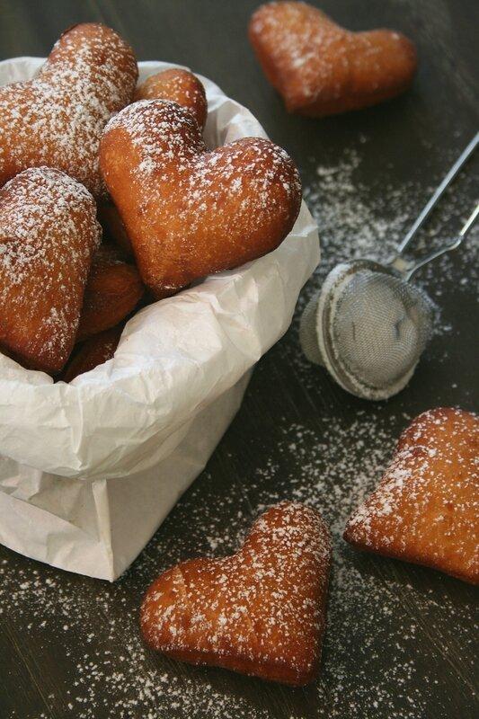 Beignets coeur Passion culinaire Minouchka 2
