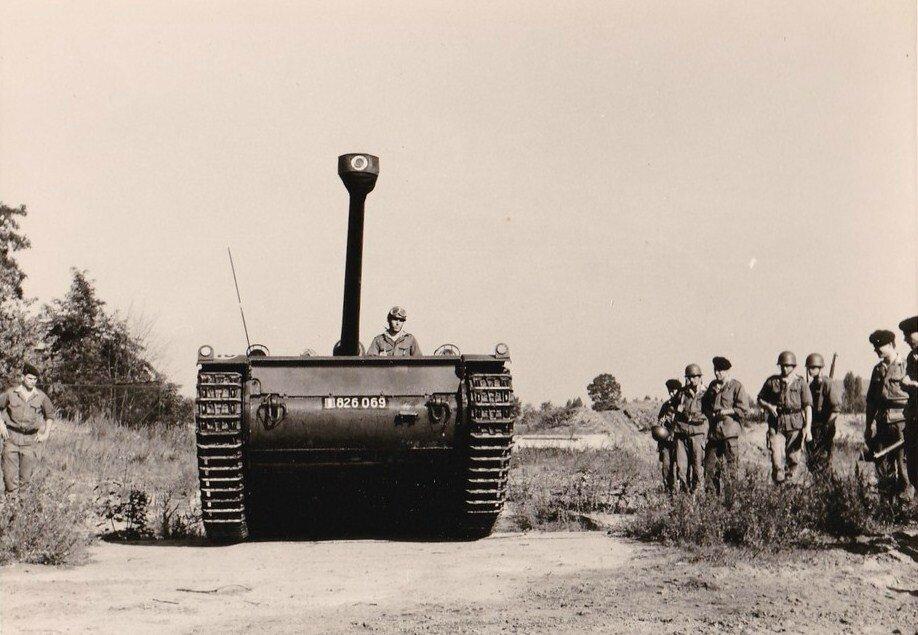 1964 Char de combat (CRAC) 011