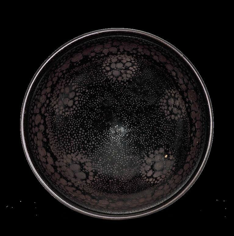 A small Northern 'oil spot' black-glazed bowl, Northern Song-Jin dynasty, 12th century