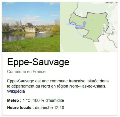 EPPE-SAUVAGE (erreur)