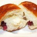 Croissants briochés