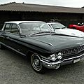 Cadillac 62 4window hardtop sedan-1961