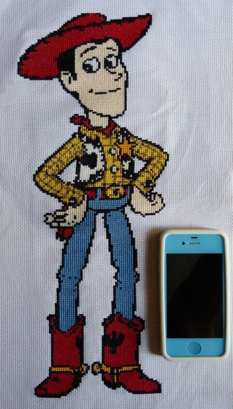 Toy Story - Woody & Buzz (2)
