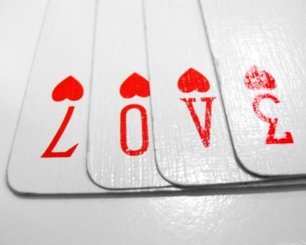love cartes