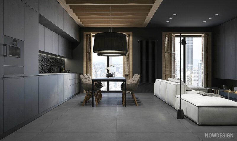 black-on-black-kitchen-design