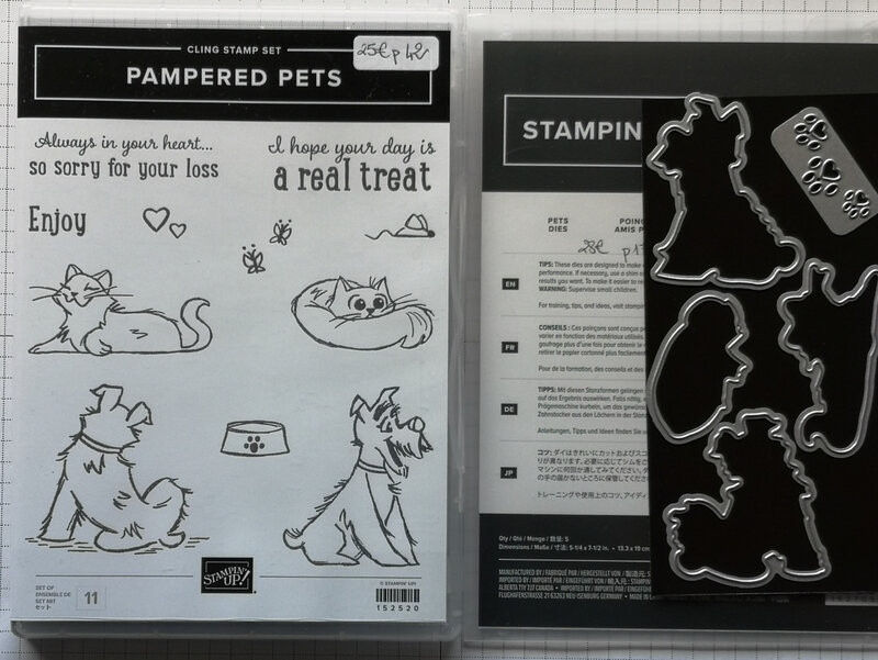 4d Lot Pampered pets