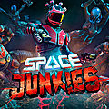 Test de space junkies - jeu video giga france