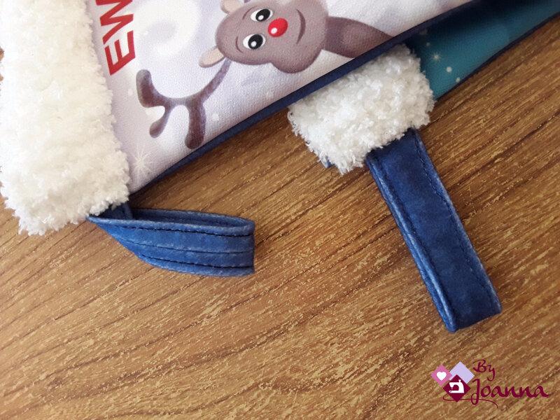 13- tuto chaussette de Noël, By Joanna, Nidillus