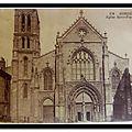 Bordeaux 1 - Eglise St Pierre datée 1926