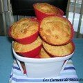Muffins à la marmelade de clémentines et aux canneberges