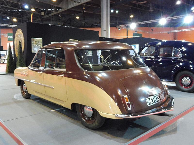 MATHIS 666 prototype 1948 Strasbourg (2)