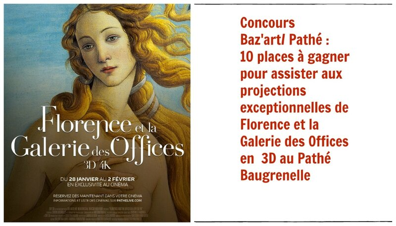 concours florence