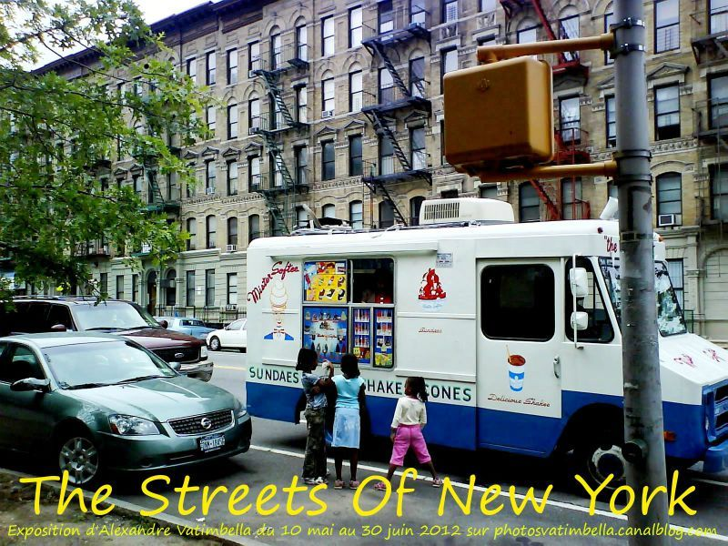 affiche streets of new york