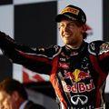 Sebastian vettel gagner le grand prix d'australie