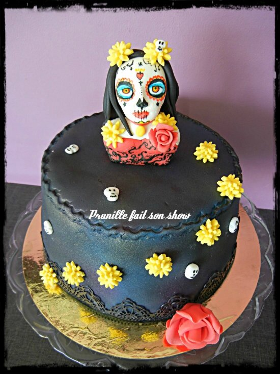the book of life cake prunillefee