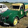 Citroën 2 cv fourgonnette azu 1960-1961