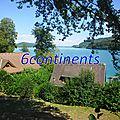 Mon top 10 carinthie: n°5: le lac wörth