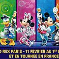 Disney live ! la bande à mickey : magical music hall