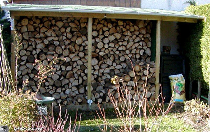 Quelques conseils pour le stockage du bois de chauffage