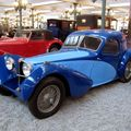 Bugatti coupé type 57 SC de 1938 (Cité de l'Automobile Collection Schlumpf à Mulhouse) 01