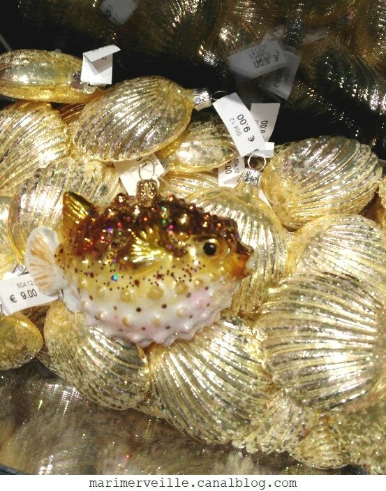 déco de Noël les fonds marins 2017 LBM 1- Marimerveille8