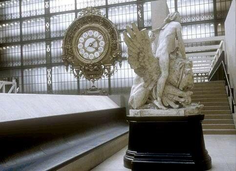 Musée d'Orsay - Niveau médian