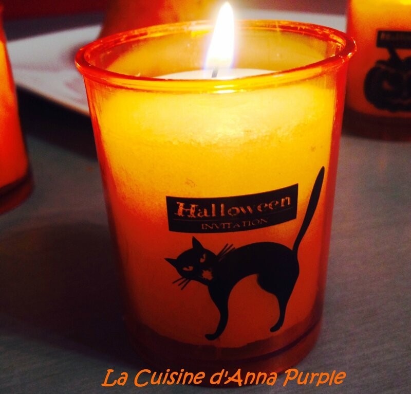 creme de potimarron au curry - LA CUISINE DANNA PURPLE