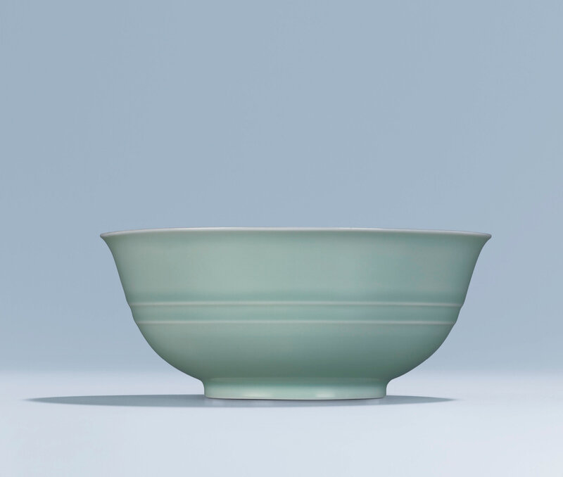 2014_HGK_03320_2901_000(a_fine_and_very_rare_celadon-glazed_bowl_yongzheng_six-character_mark)