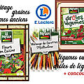 Potager 2020... graines insolites ( légumes anciens, oubliés,droles...) à petits prix pour nos jardins! + concours!