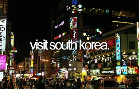 Visit South Korea