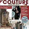 Passion Couture Créative n°3 (1) - janvier février mars 2014 - Couverture