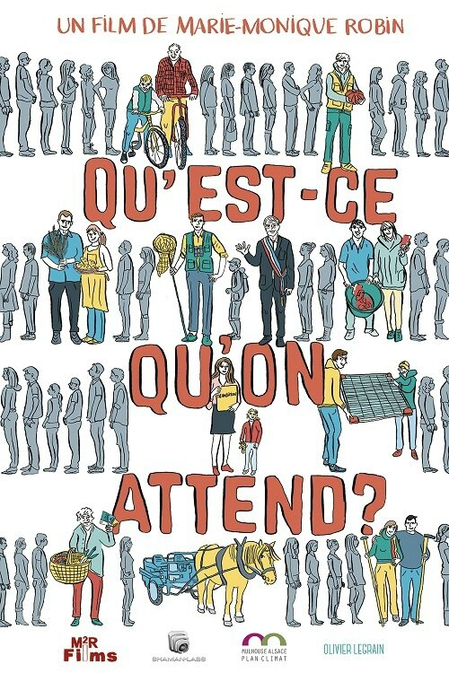Qu'es- ce qu'on attend-images