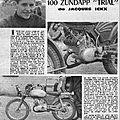 En 1963 jacques et sa gs100